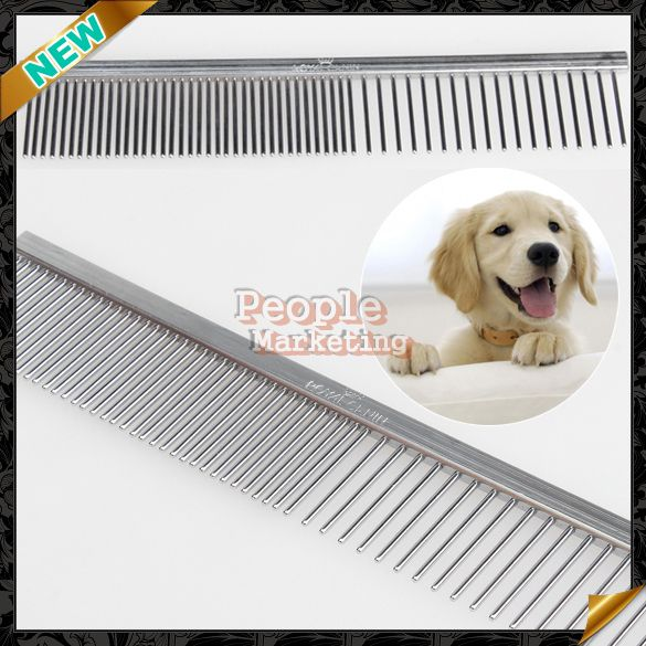 Teeth Comb Puppy Pet Dog Cat Animal Hair Grooming Brand New