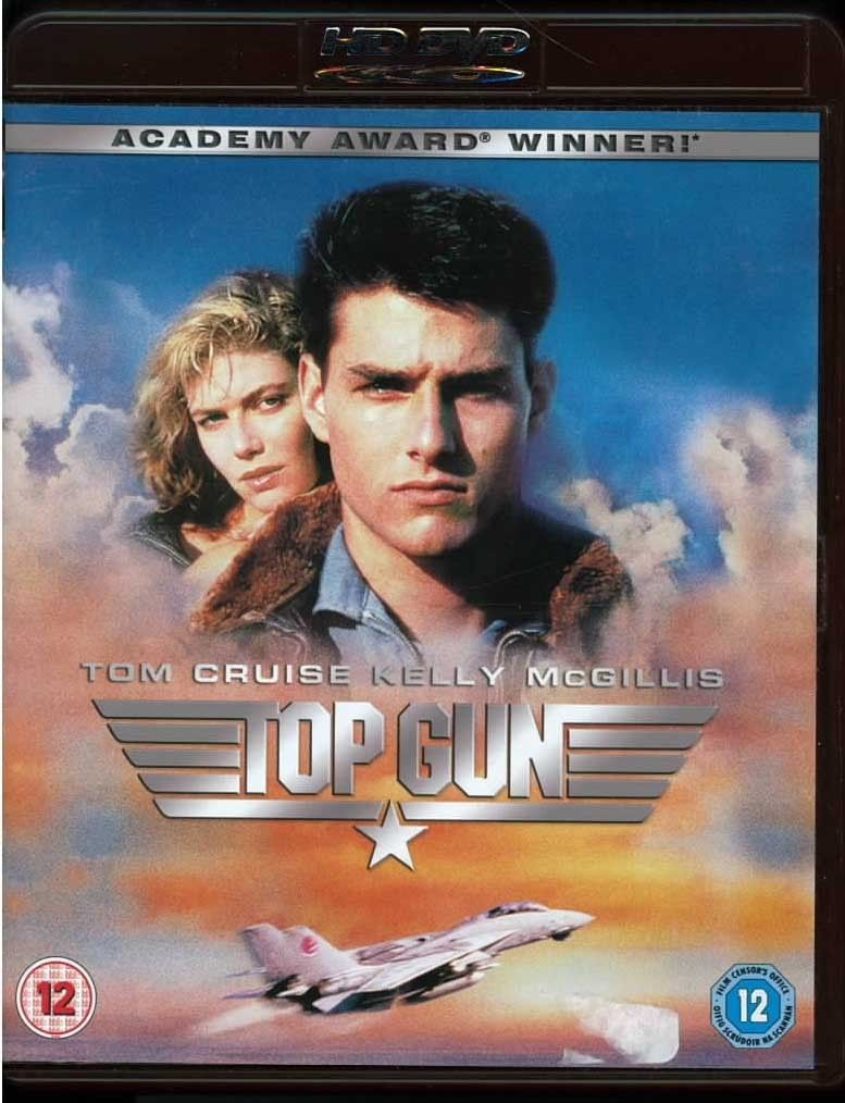DVD 2007 Tom Cruise Kelly McGillis United Kingdom 097361305547
