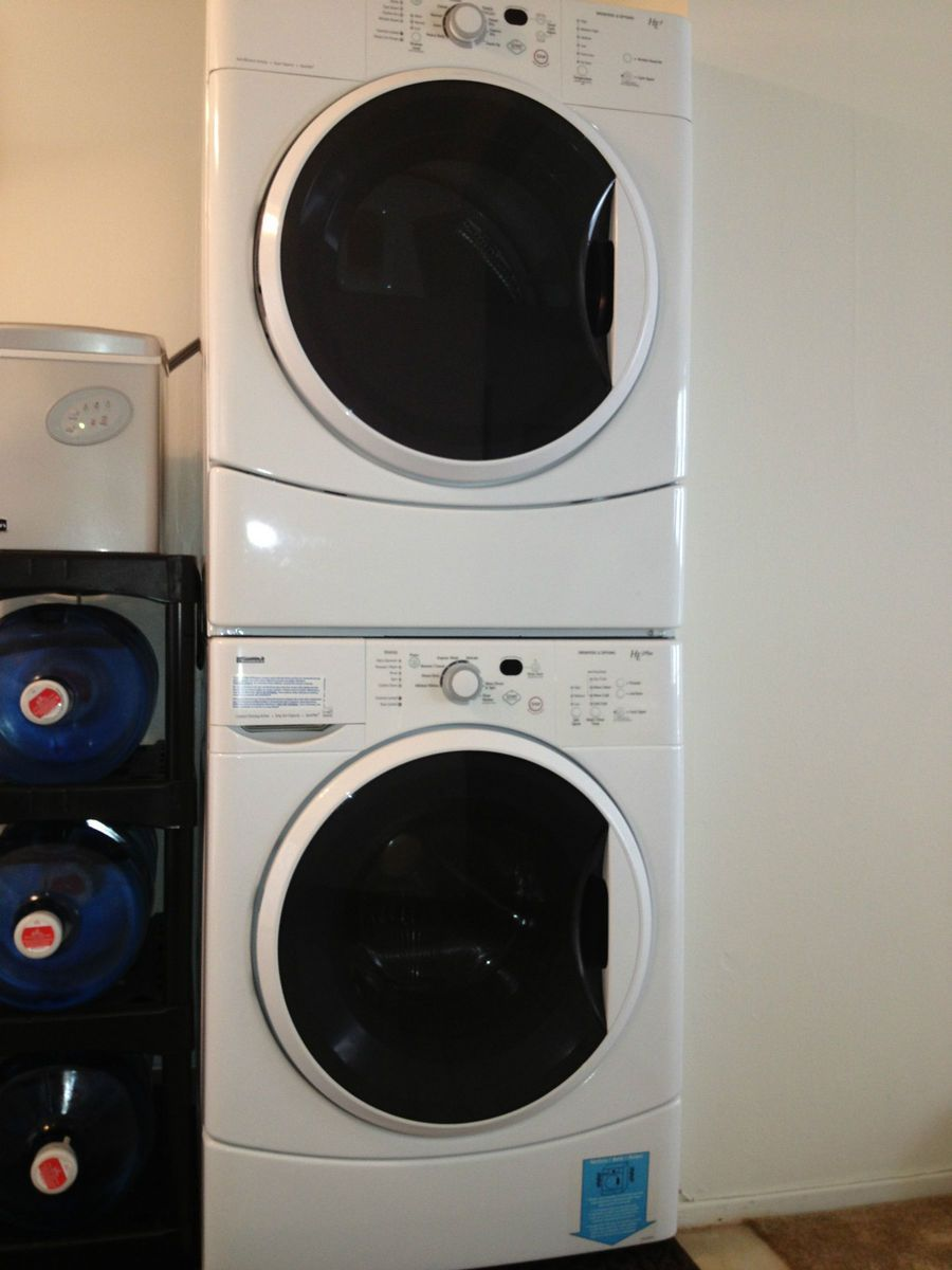 Washer and dryer set sears kenmore he2 energy star Sears washer and dryer
