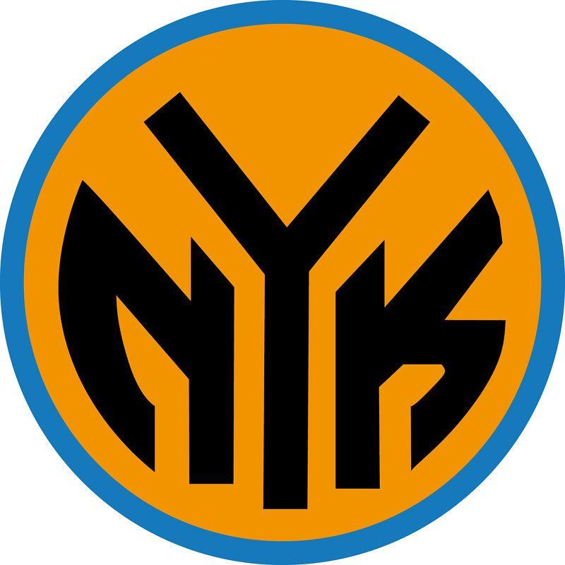 New York Knicks NY Logo Window Wall Sticker Vinyl Car Decal Any Colors