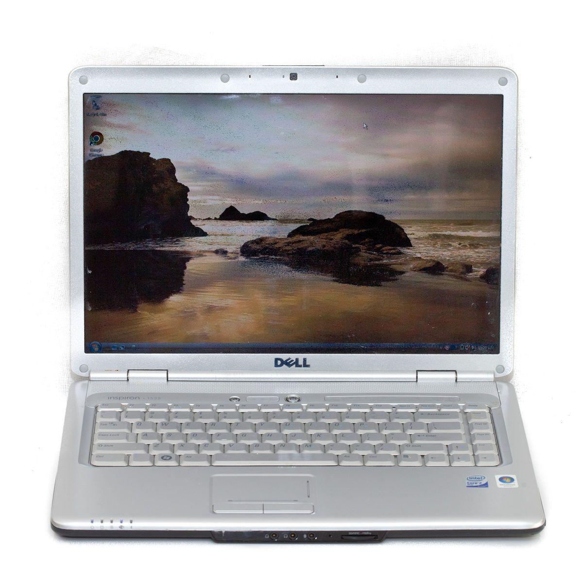 Dell Inspiron 1525 Intel Dual Core Processor Laptop