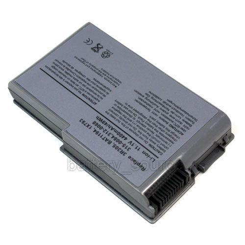 Cell Laptop Battery for Dell Latitude D600 D610 Laptops Type C1295