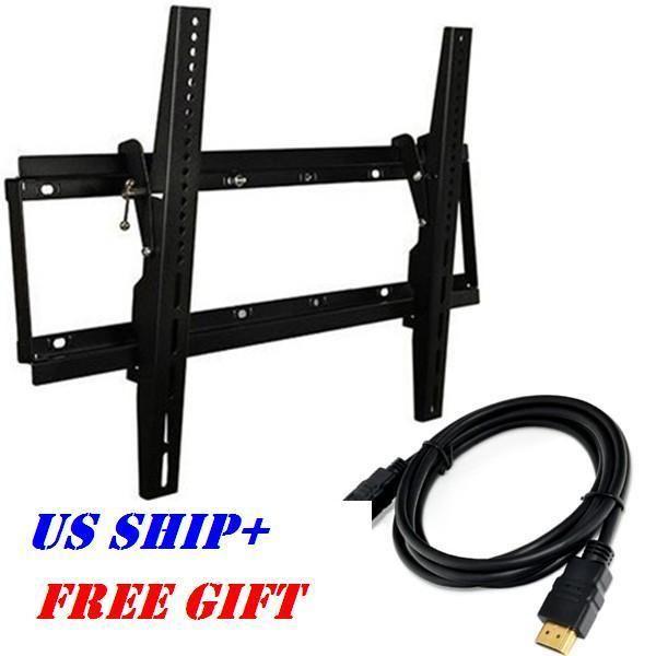 TV Wall Mount Bracket For 32 37 42 46 50 52 55 60 Inch PLASMA LED LCD