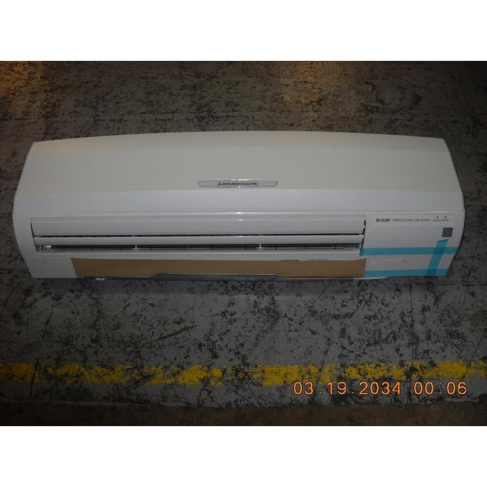 Mitsubishi MSZ GA24NA 2 Ton Indoor Mini Split Heat Pump 208 230 1 60
