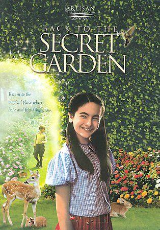 Back to the Secret Garden DVD, 2002