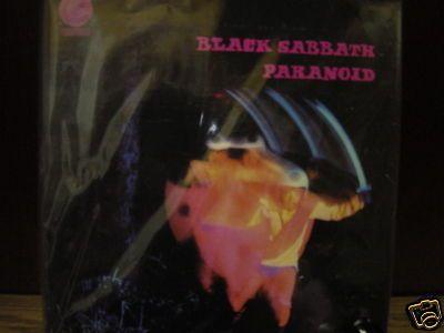 BLACK SABBATH JAPAN OBI 5 Replica TO THE ORIGINAL LP IN A CD Sealed