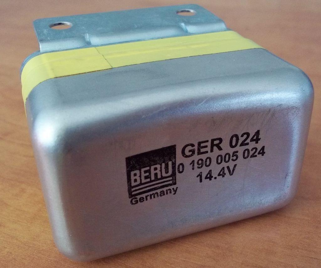 Alternator Voltage Regulator For Ford Capri 68 87