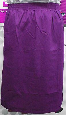 Trend NWT Scrub Skirt (5300) Purple XS to XL
