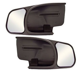 CIPA 10800 1 Pair of Custom Towing Mirrors For Chevrolet/GMC Trucks