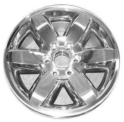 2010 2011 2012 GMC Sierra Yukon Denali Chrome Clad Alloy Wheel Rim