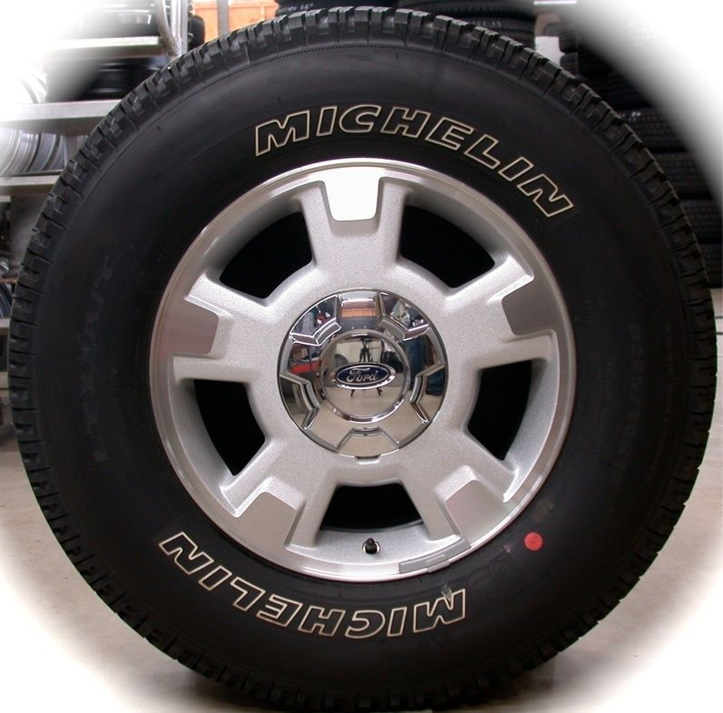 150 17 Factory OEM Wheels Rims MICHELIN Tires 2004 13 Expedition