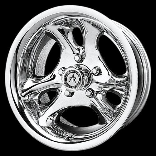 15 Inch 15x8 Ventura Polished Wheels 6 lug Rims Chevy Truck Blazer