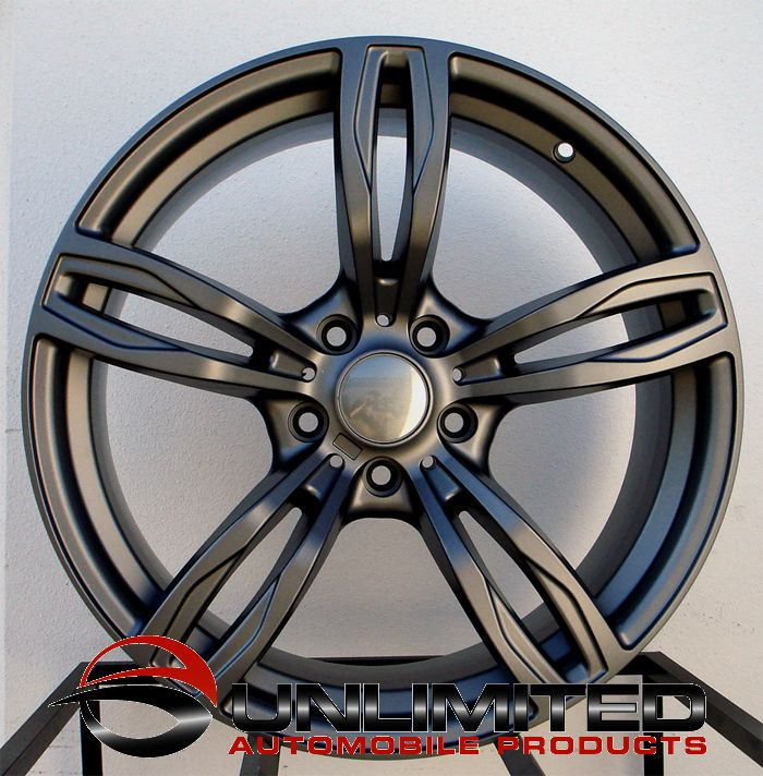 19 M5 Style Staggered Wheels Rims Fit BMW F30 3 Series 328 335 2012