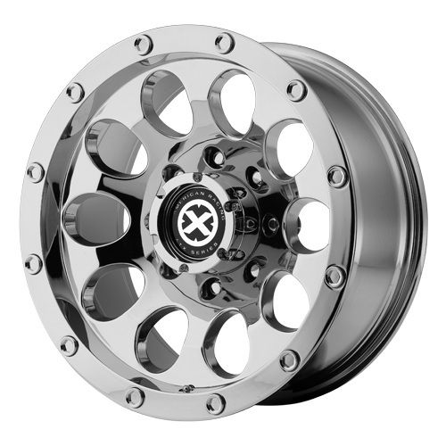 Inch 15x7 Chrome Slot Wheels Chevy Truck Toyota Isuzu 6x5 5 6 LUG Rims