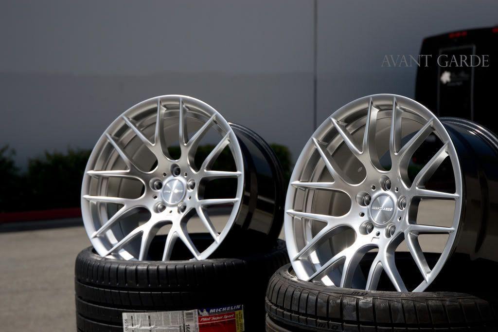 19 Avant Garde M359 Wheels Rims Fit BMW E92 3 Series 328 335 2007