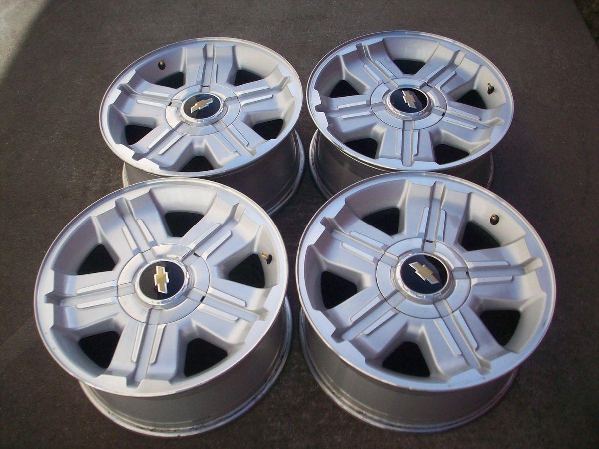 18 Chevy 1500 Silverado Tahoe Avalanch Z71 Factory Wheels Rims