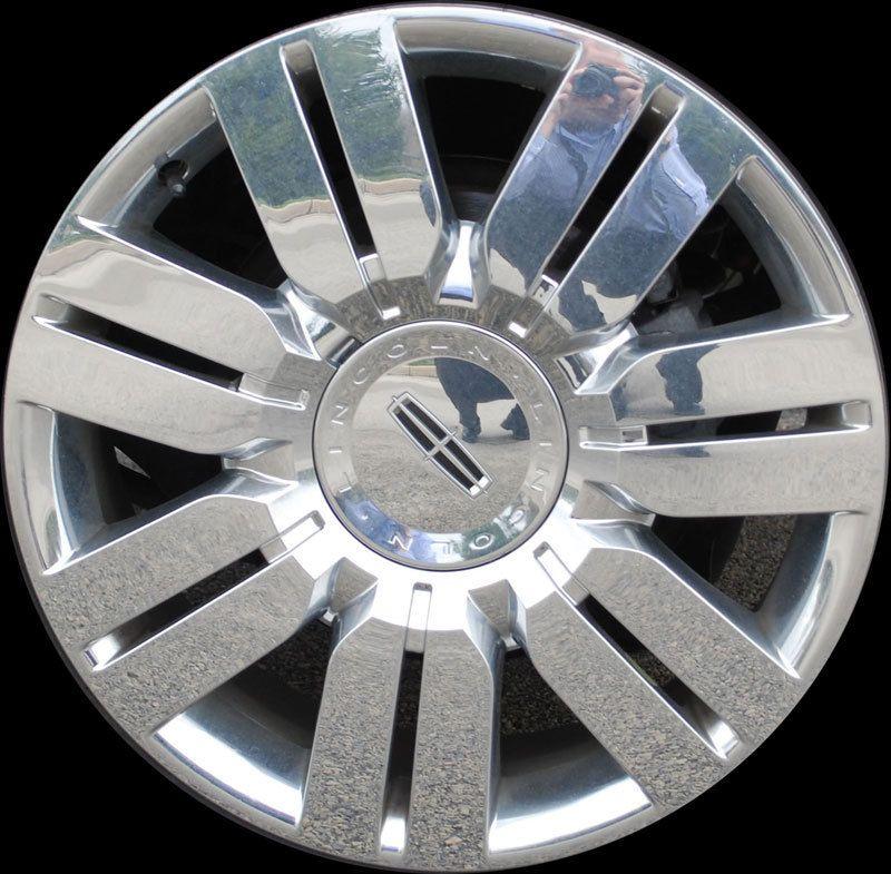 Brand New 20 20x7 5 Chrome Clad Wheel Rim for 2008 2009 Lincoln MKX