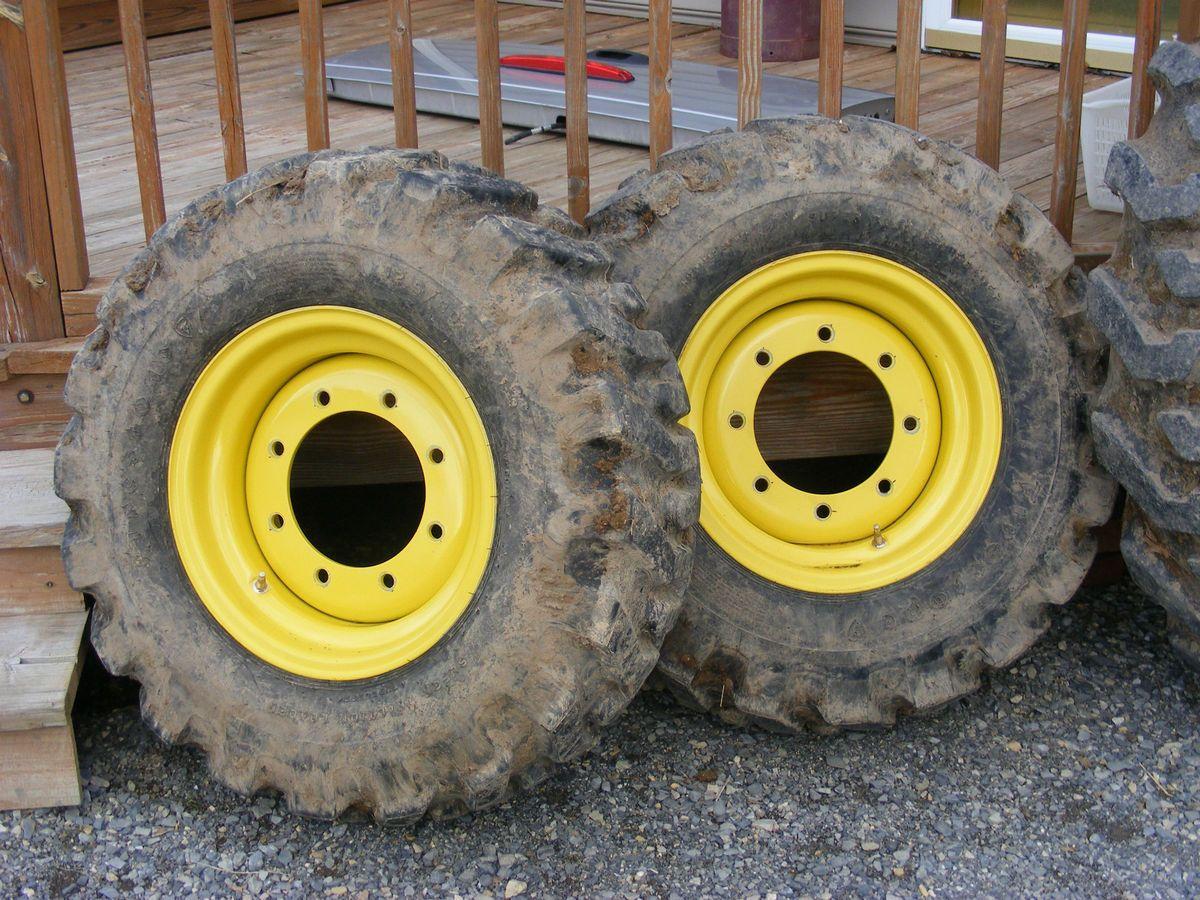 John Deere Tractor Tire Rims : John deere tractor tire sizes bing images