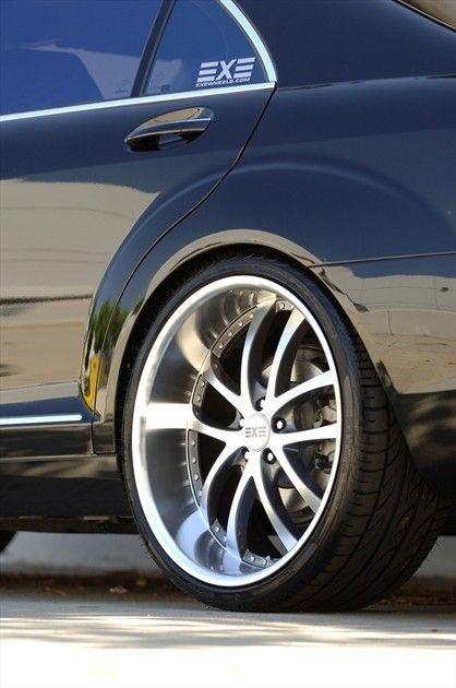 20x10 5x112 ET23 Axis Konvex Machine Face Wheels Rims Brand New