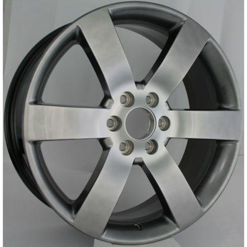 OEM Hyper Silver Chevrolet Chevy Trailblazer SS Wheels Rims   Set of 4