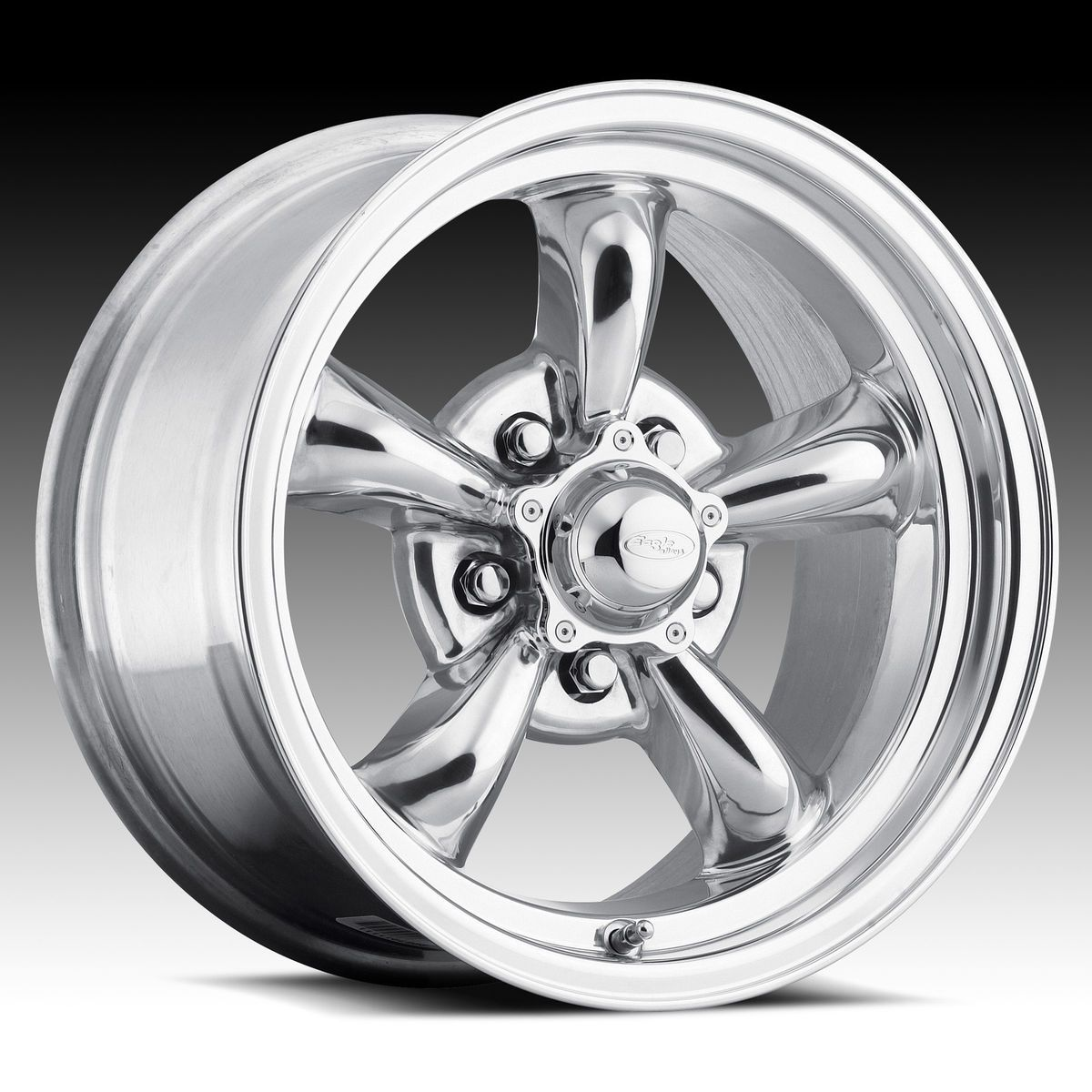 CPP Eagle 111 211 Wheels Rims 15x7 Fits Ford Mustang Galaxie Fairlane