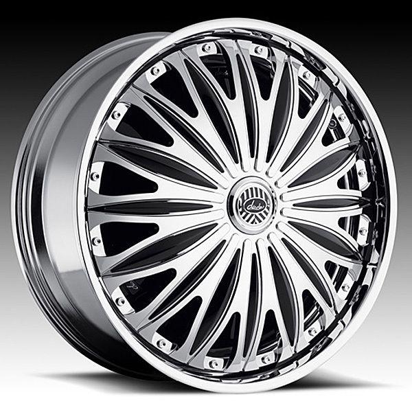 Revolve Spinners Emotion Wheel Set 28x10 Rims 5 6 Lug Vehicles
