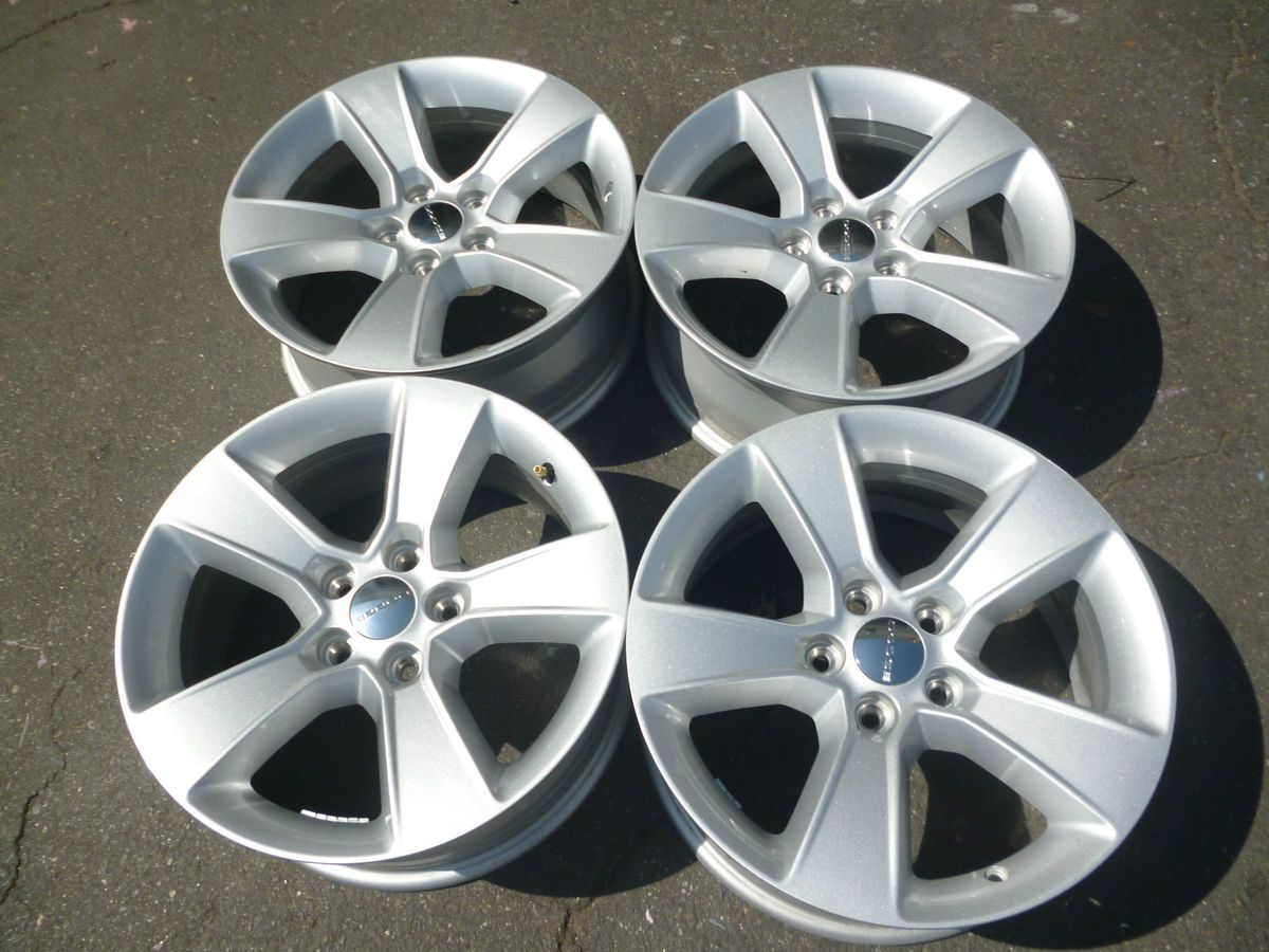 Charger Challenger Chrysler 300 Silver Factory Wheels Rims 2012