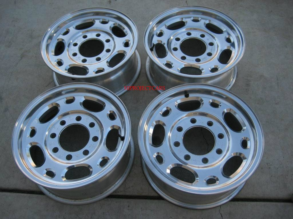 Factory Chevy 2500 16 Wheels Rims GMC