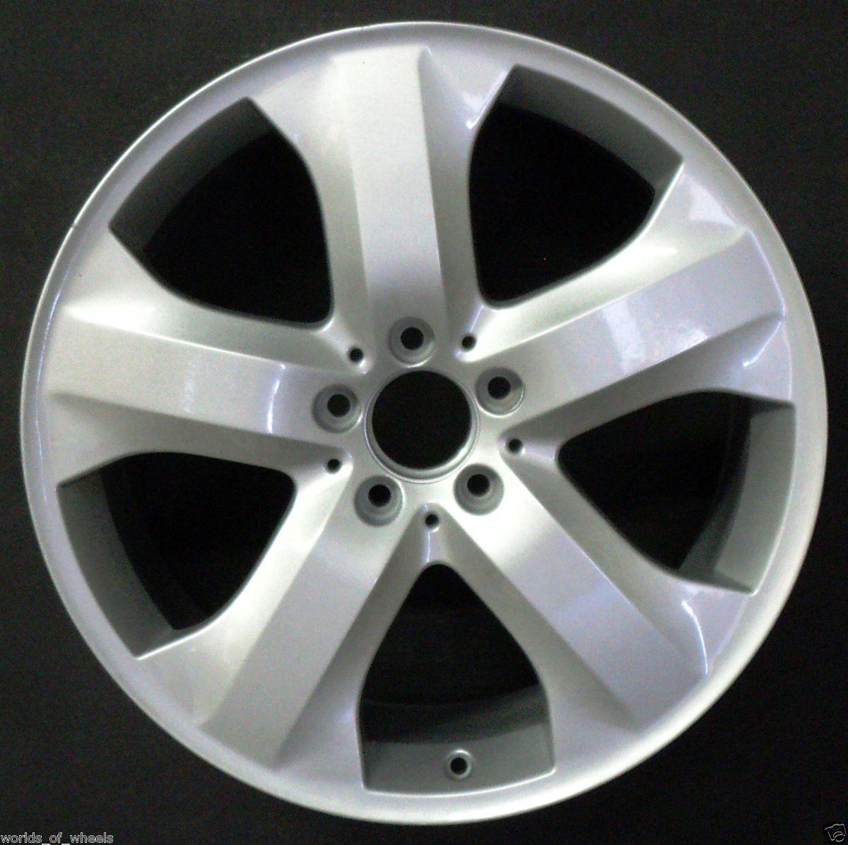 2012 Mercedes GL GL350 GL450 19 5 Spoke Factory OEM Wheel Rim H 85107