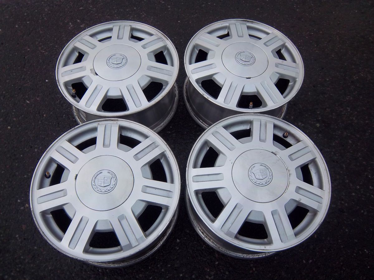 16 Cadillac DeVille Seville STS cts Factory Wheels Rims 4569