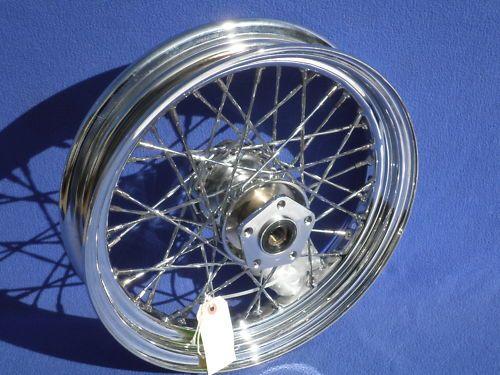 JP Harley Davidson Touring Softail Shovelhead Front Wheel 16 x 3